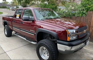 2003 Chevy Silverado 1500HD LT for Sale in Tracy, CA