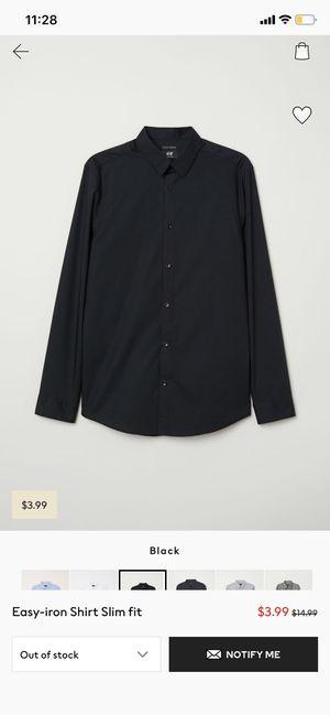 H&M dress shirt for Sale in Grand Terrace, CA