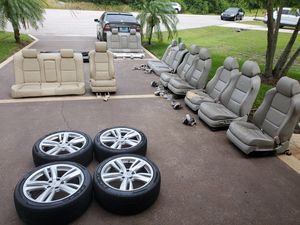 2004 to 2008 Acura TL parts RDX wheels for Sale in Kissimmee, FL