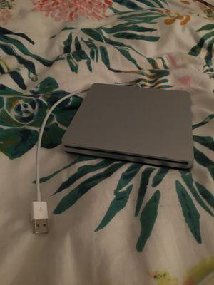 External CD/DVD drive usb (Apple) for Sale in Seattle, WA
