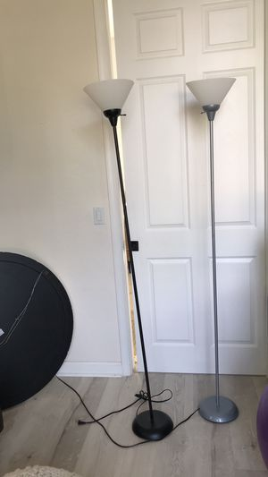 Floor lamps for Sale in Delray Beach, FL