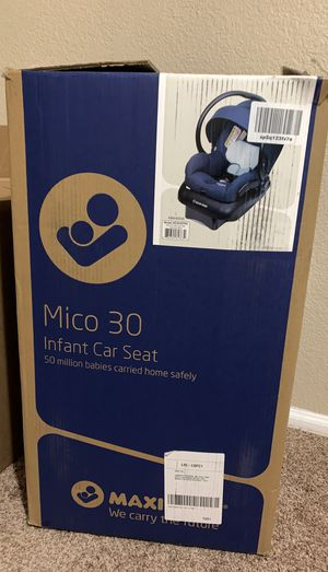 Maxi Cosi Mico 30 Infant Car Seat for Sale in Chandler, AZ