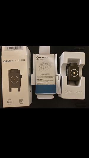 Olight Valkyrie PL-Mini 2 rechargeable for Sale in Alexandria, VA
