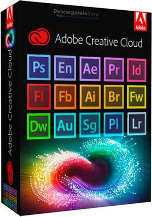 Adobe Creative Cloud 19 With Full Suite Install or USB for Sale in Glendale, AZ