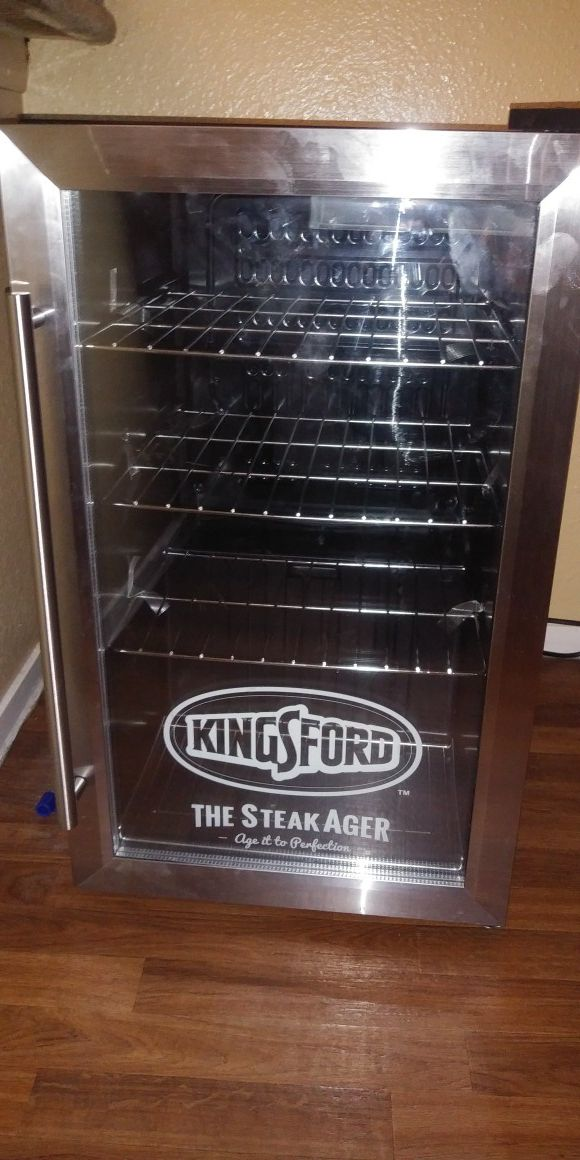 KingsFord The Steak Ager