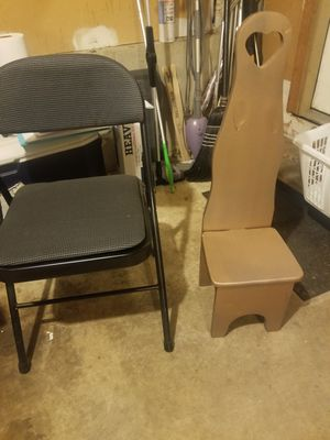 Wood Chair for Sale in Bowie, MD