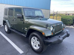 2007 JEEP WRANGLER 1 OWNER 4x4 STICK SHIFT CLEAN TITLE $13000 NEGOTIABLE for Sale in Winter Park , FL