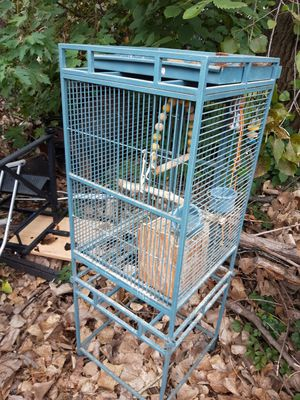 Bird cage 50 or best for Sale in Cleveland, OH