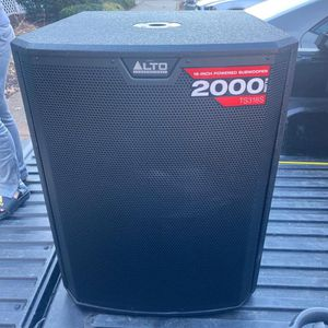 Subwoofer for Sale in Manassas, VA