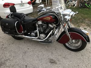 Indian chief 2003 Harley Davidson twin for Sale in Miami, FL