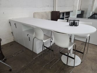 12' Cafe Height Collaboration Table for Sale in Placentia,  CA