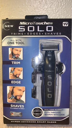 Micro Touch solo all in one shaver for Sale in Fresno, CA