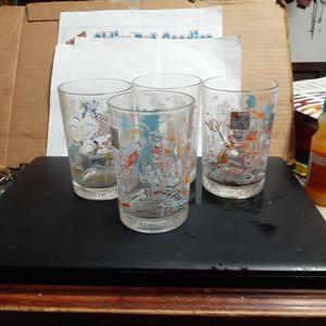 4 Walt Disney Glasses for Sale in Woodstock, IL