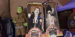 Universal Studios monsters for Sale in Lancaster, OH