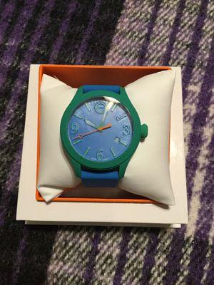 ESQ Movado Dial Green Men's Watch for Sale in Santee, CA