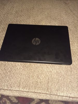 Hp laptop for $200 only been used once, bought less than a month ago. for Sale in Midlothian, VA