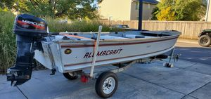 Aluminum Boat Alumacraft V16 for Sale in Vancouver, WA