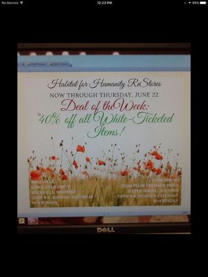 Deals at habitat for Humanity Restore for Sale in Rockville, MD