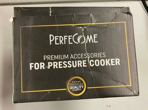Perfecome premium accessories for pressure cooker for Sale in Waterbury, CT