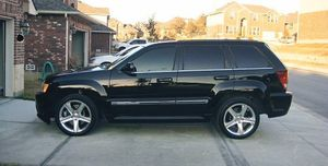 2007 Jeep Grand Cherokee SRT8 Cruise Control for Sale in Oakland, CA