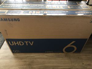 Samsung 50 inch SMART TV ((( take it home with 50$, no credit needed))) for Sale in Dallas, TX