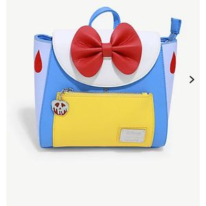 LOUNGEFLY DISNEY SNOW WHITE & THE SEVEN DWARFS DRESS MINI BACKPACK ❤️ for Sale in Los Angeles, CA
