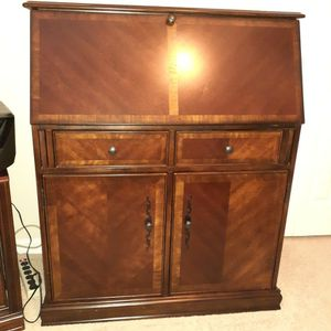 Secretary with Chair for Sale in Lake Mary, FL
