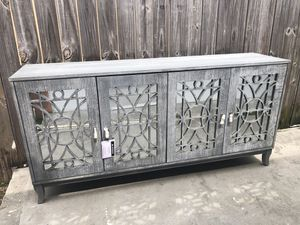Grey Cabinet for Sale in Tampa, FL