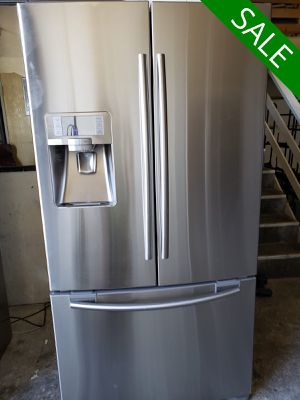 💥💥💥Samsung AVAILABLE NOW! Refrigerator Fridge With Warranty #1501💥💥💥 for Sale in Riverside, CA
