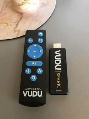 Vudu Stick & Remote for Sale in Chesapeake, VA