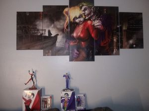 DC Joker/harley collection for Sale in Bethalto, IL