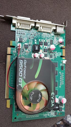 GEFORCE 9500 GT graphic card for Sale in Kent, WA