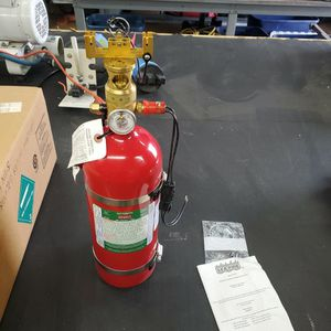 Sea fire novec 1230 auto fire extinguishers,3 Available,purchased New In 2020 Manufactured 2013 for Sale in Wilmington, CA