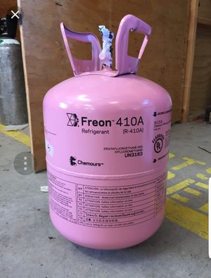 Brand New Cylinders of Freon for Sale in Houston, TX