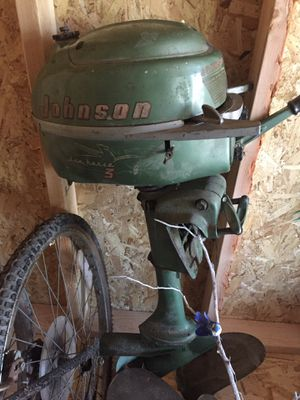 Johnson Seahorse outboard motor for Sale in Martinez, CA
