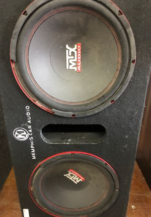 Memphis Audio Car Speakers for Sale in Aurora, CO