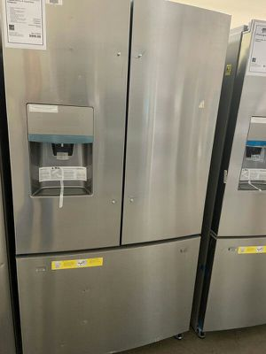 Brand New Discounted Stainless French Door Refrigerator 1yr Manufacturers Warranty for Sale in Gilbert, AZ