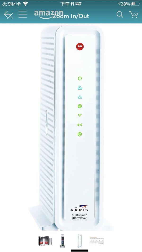 Modem &wifi Router AC1800M