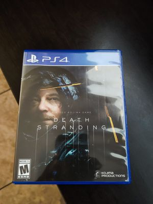 Death Stranding for Sale in Montclair, CA