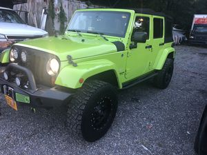 Jeep ramgle 2014 for Sale in Fort Washington, MD