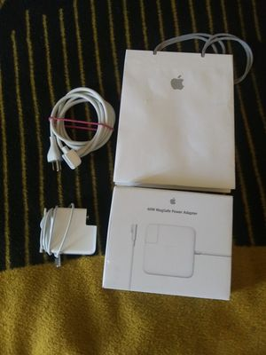 60W MagSafe Power Adapter for Sale in Fontana, CA