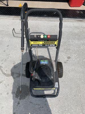 2500 PSi Honda powered pressure washer for Sale in Orlando, FL