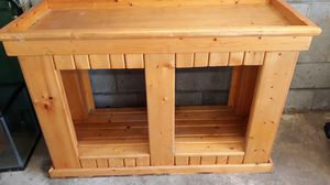 55 gallon fish tank stand for Sale in Swissvale, PA