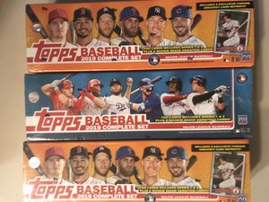 Topps Baseball cards for Sale in La Habra Heights, CA