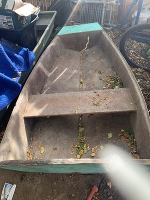 Fiberglass boat for Sale in Denver, CO