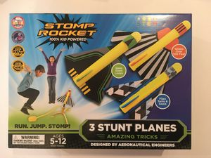 Stomp Rocket new in box for Sale in Oklahoma City, OK
