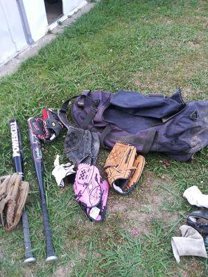 Softball equipment for Sale in Sacramento, CA