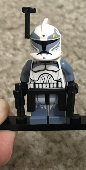Lego Star Wars commander wollfe. for Sale in McAllen, TX