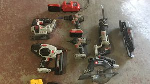 Portercable power tool kit for Sale in Pittsburgh, PA