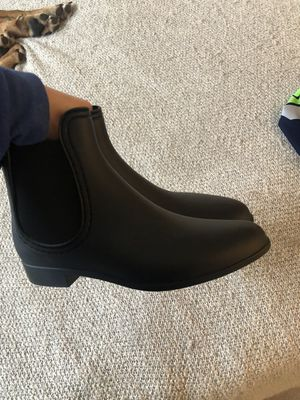 Catherine rain boots/booties - never worn for Sale in Bothell, WA